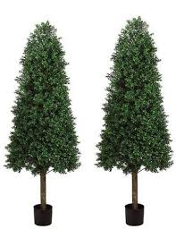 Topiary Plants Online - outdoor artificial topiary trees potted