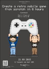 create a retro mobile game from scratch in 6 hours u2013 retrogamingbcn