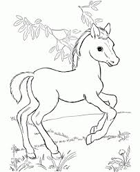 free coloring pages horses with regard to found household cool