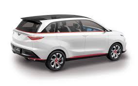 Daihatsu Mpv Daihatsu Will Unveil Dn Trec And Dn Multisix Concepts At 2017