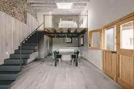 modern lofts the well appointed catwalk rustic modern lofts in spain by dom