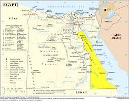 Black Rock Desert Map The Red Sea Eastern Desert