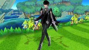halloween bayonetta skin super smash bros for wii u u003e skins