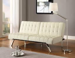 Faux Leather Futon Furniture Contemporary Futon Beds Target For Lovely Home