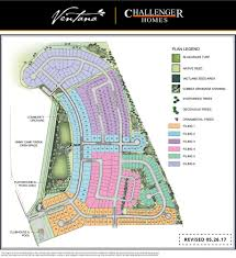 Fort Carson Map Ventana New Homes In Fountain Co Challenger Homes