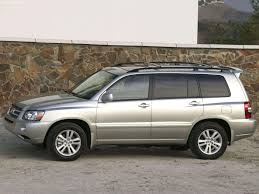 toyota highlander hybrid 2005 toyota highlander hybrid 2005 picture 8 of 21