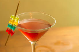 martini rose how to make a gummy bear martini 5 steps with pictures