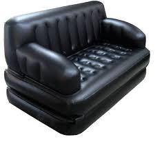 Intex Sofa Bed 5 In 1 Air Sofa Bed Black Review And Buy In Riyadh Jeddah