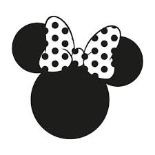 best 25 minnie mouse silhouette ideas on pinterest minnie mouse