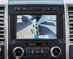 new multiple camera options for trucks with trailers ford f