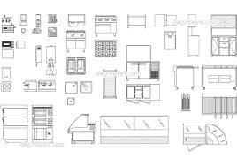 bar supplies and equipment dwg free cad blocks download bar supplies and equipment dwg cad blocks free download