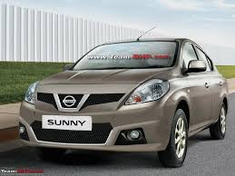 nissan sunny old model rumour nissan sunny facelift coming up page 2 team bhp