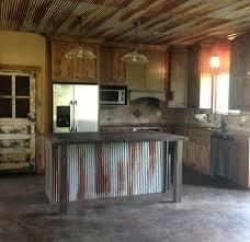 tin kitchen backsplash tin kitchen kitchens with tin ceiling tiles corrugated tin kitchen
