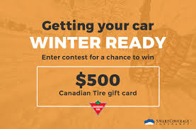 win 500 for winter tires when you get an auto insurance quote