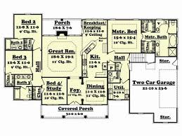 House Plans 2500 Square Feet 23 Best Ranch U0026 Single Story Home Floor Plans Images On Pinterest