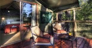 camp moremi in the moremi game reserve luxury safari in botswana