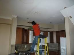 Ceiling Water Damage Repair by Water Damage Marietta Technicians Advanced Drying Tools