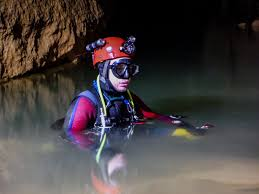 caving helmet with light do you use a helmet when you cave dive