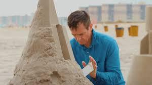 Calvin Seibert How An Artist Creates Incredible Architectural Sandcastles Curbed