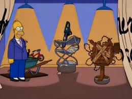 W Homer Artist by The Simpsons Season 10 Episode 19 U2013 U201cmom And Pop Art U201d 1999
