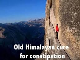 Rock Climbing Memes - himalayan cure for constipation meme