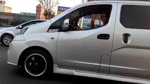 nissan nv200 nissan nv200 tuning china youtube