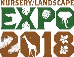 2018 nursery landscape expo