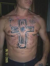 38 best men cross tattoos on torso images on pinterest artists