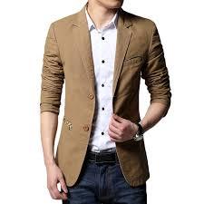 casual blazer slim fit patchwork plus size business casual blazer suit for