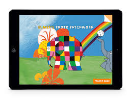 Elmer The Patchwork Elephant Story - learning with elmer by david mckee 盞 story snug