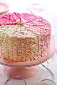strawberry ruffle birthday cake scratch baker