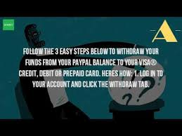 Design My Debit Card How Do I Transfer Money From My Paypal Account To My Debit Card