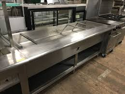 electric steam table countertop 7ft electric steam table business equipment in chesterfield nj