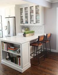 Cottage Kitchen Remodel by 30s Cottage Kitchen Remodel If No Room For An Island A Peninsula