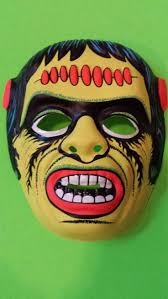 145 best vintage halloween masks and costumes images on pinterest