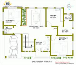 ground floor designs for 1200sf house floordecorate com