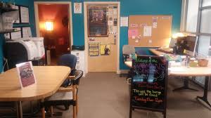Open Front Student Desk by Our Space The Women U0027s Center Umbc