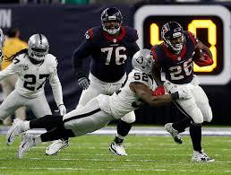 Oakland Raiders American Flag Raiders U0027 Khalil Mack U0027i Can Get A Whole Lot Better U0027
