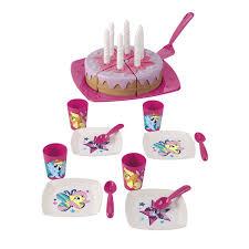 jeux de cuisine de gateaux d anniversaire my pony gâteau d anniversaire ecoiffier king jouet cuisine