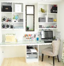 Home Office Ideas How To Decorate A Home Office - Small home office space design ideas