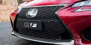 spied new lexus gs f lexus gs f review specification price caradvice
