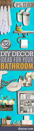 ideas for bathroom decor 31 brilliant diy decor ideas for your bathroom diy joy