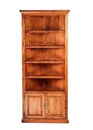 Corner Bookcase Plans Free Corner Bookcase Premier 6 Shelf Black Oak Furniture Bookshelf