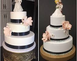 wedding cake replica etsy