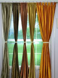 whitney brown solid blackout grommet velvet curtains 63 inch 96