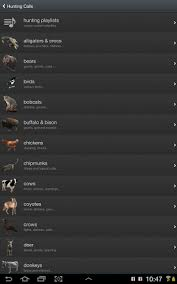 free solunar tables hunting ihunt by ruger hunting calls solunar tables 1 2 9 apk