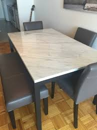 crate and barrel parsons dining table crate and barrel marble dining table in back bay west suffolk