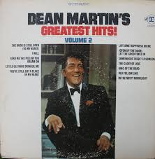 dean martin dean martin s greatest hits volume 2 vinyl lp at
