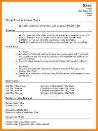 Template For Job Resume History Essay Rubric Ontario Resume Templates Free Download Pdf