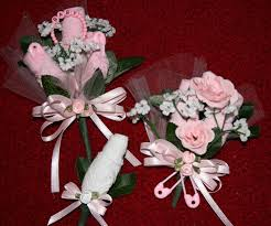 baby sock corsage cheap pink boutonniere find pink boutonniere deals on line at